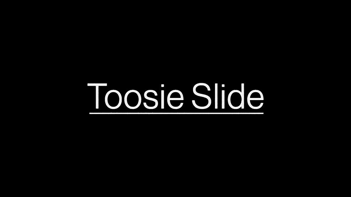 Drake - Toosie Slideの歌詞和訳まとめ