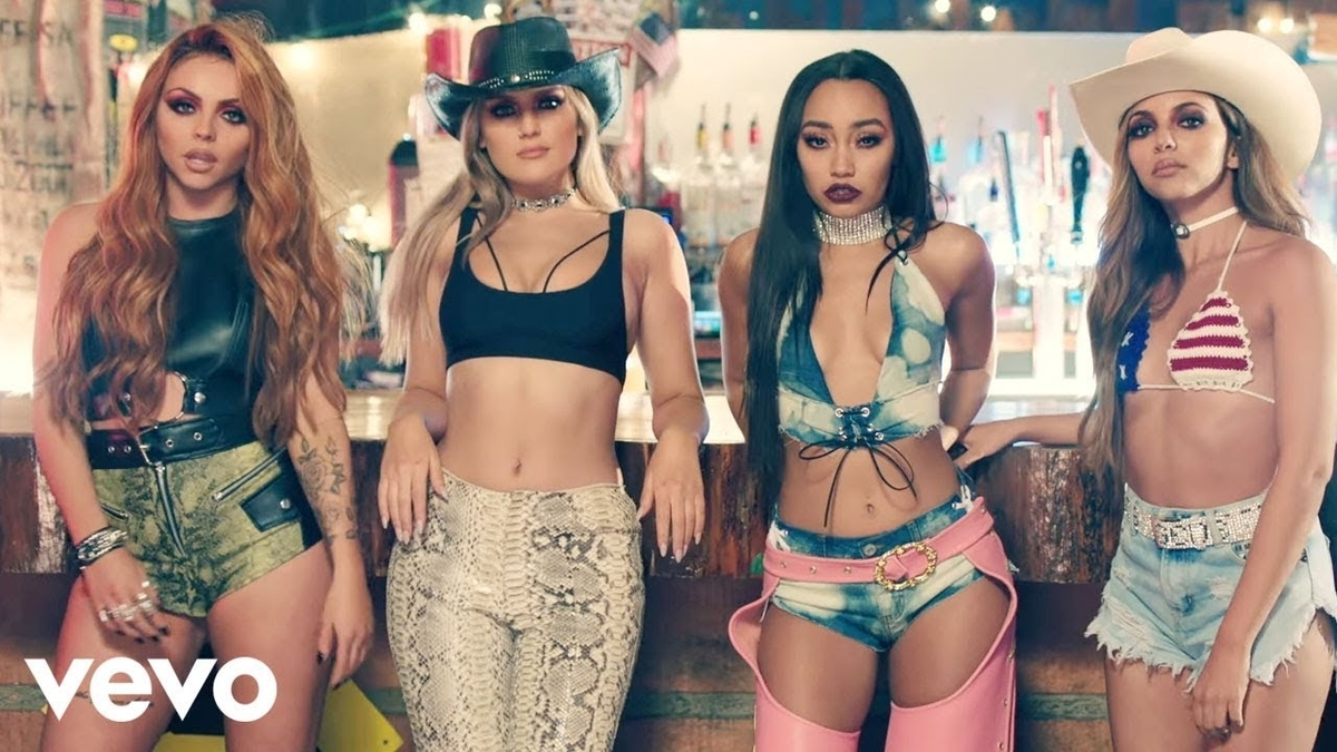 Little Mix - No More Sad Songs feat. Machine Gun Kellyの歌詞和訳まとめ