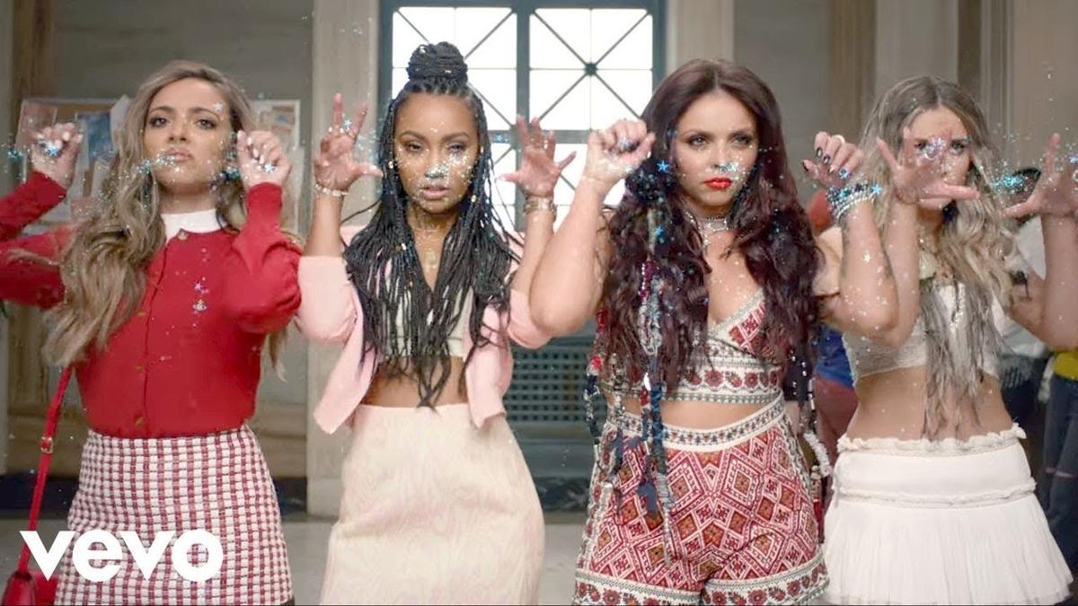Little Mix - Black Magicの歌詞和訳まとめ