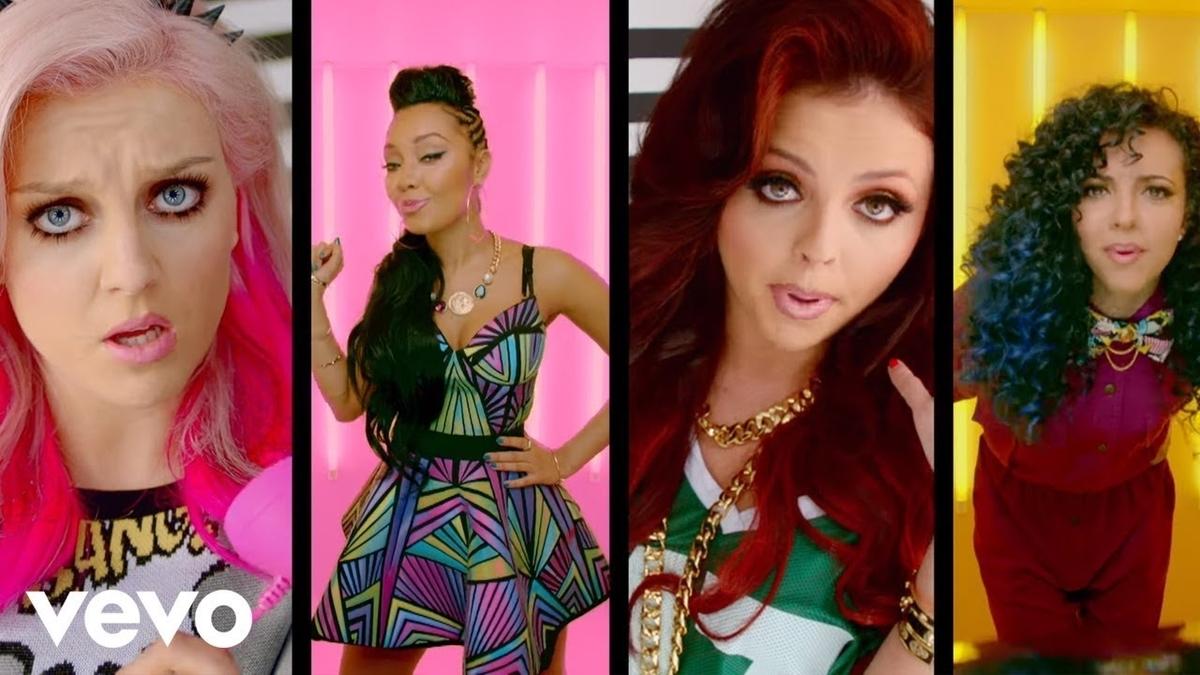 Little Mix - How Ya Doin'? feat. Missy Elliottの歌詞和訳まとめ