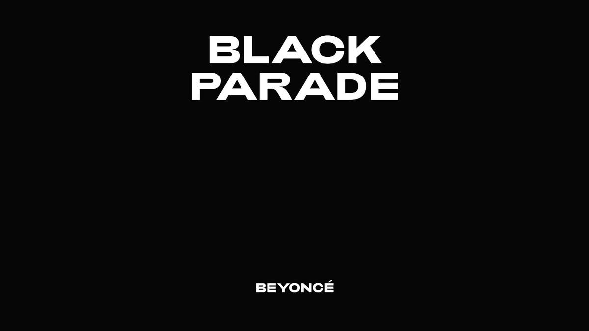 Beyoncé - Black Paradeの歌詞和訳まとめ