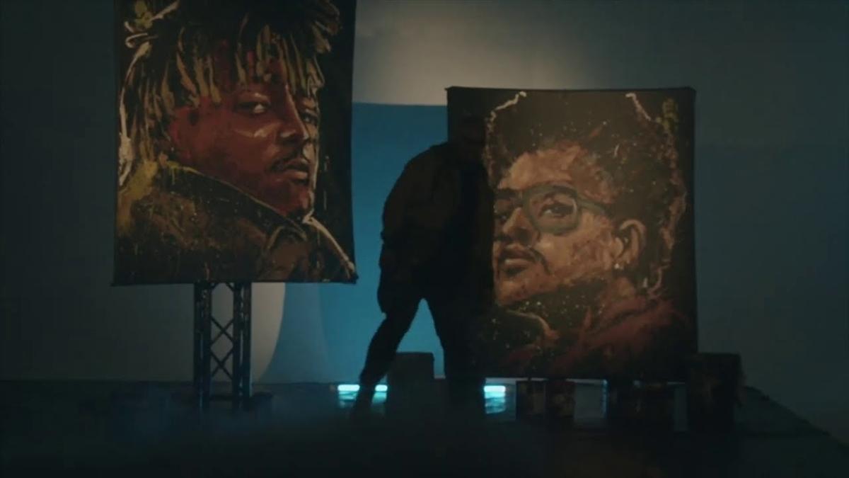 Juice WRLD & The Weeknd - Smileの歌詞和訳まとめ