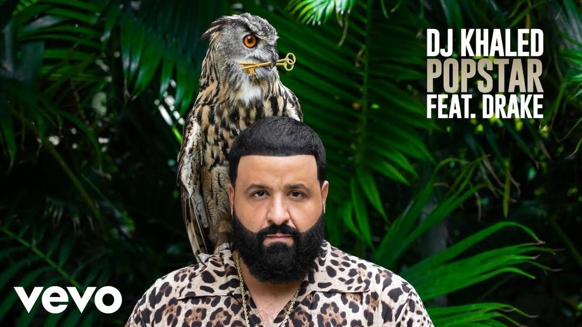 DJ Khaled - POPSTAR feat. Drakeの歌詞和訳まとめ