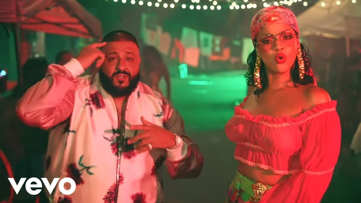 DJ Khaled - Wild Thoughts feat. Rihanna, Bryson Tillerの歌詞和訳まとめ