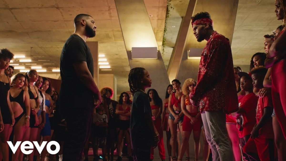 Chris Brown - No Guidance feat. Drakeの歌詞和訳まとめ