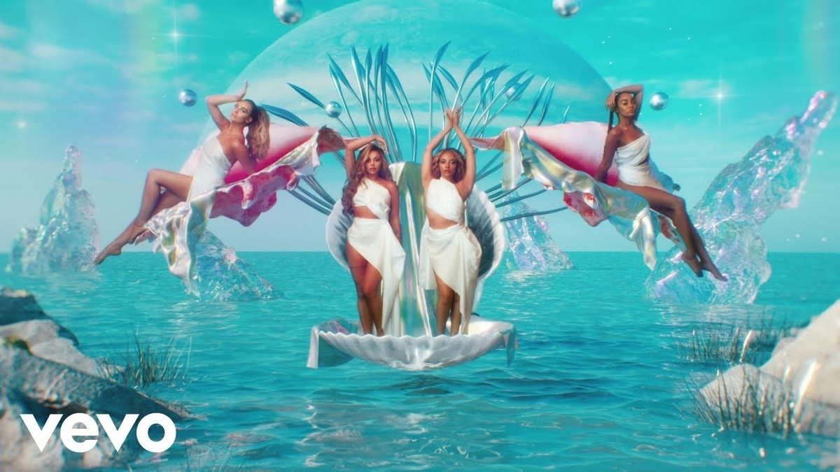 Little Mix - Holidayの歌詞和訳まとめ