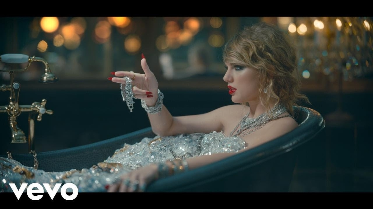 Taylor Swift - Look What You Made Me Doの歌詞和訳まとめ