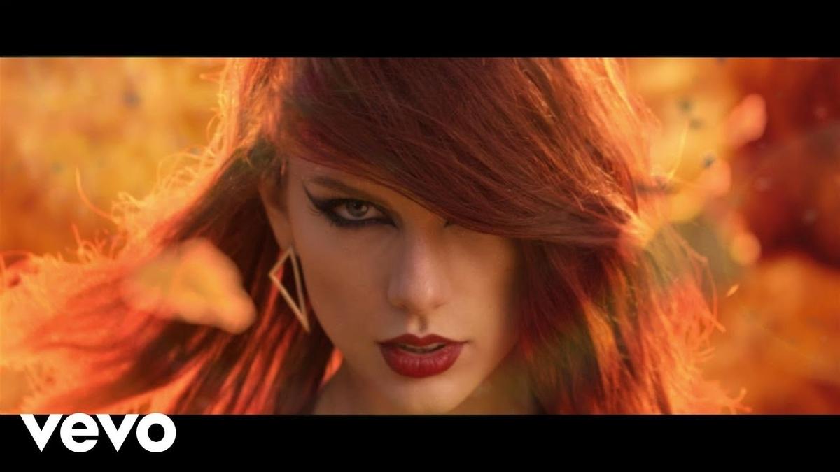 Taylor Swift - Bad Bloodの歌詞和訳まとめ