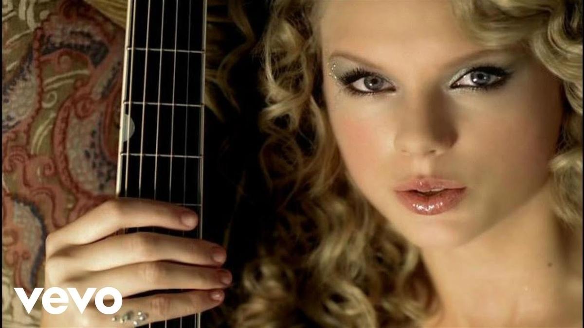 Taylor Swift - Teardrops on My Guitarの歌詞和訳まとめ