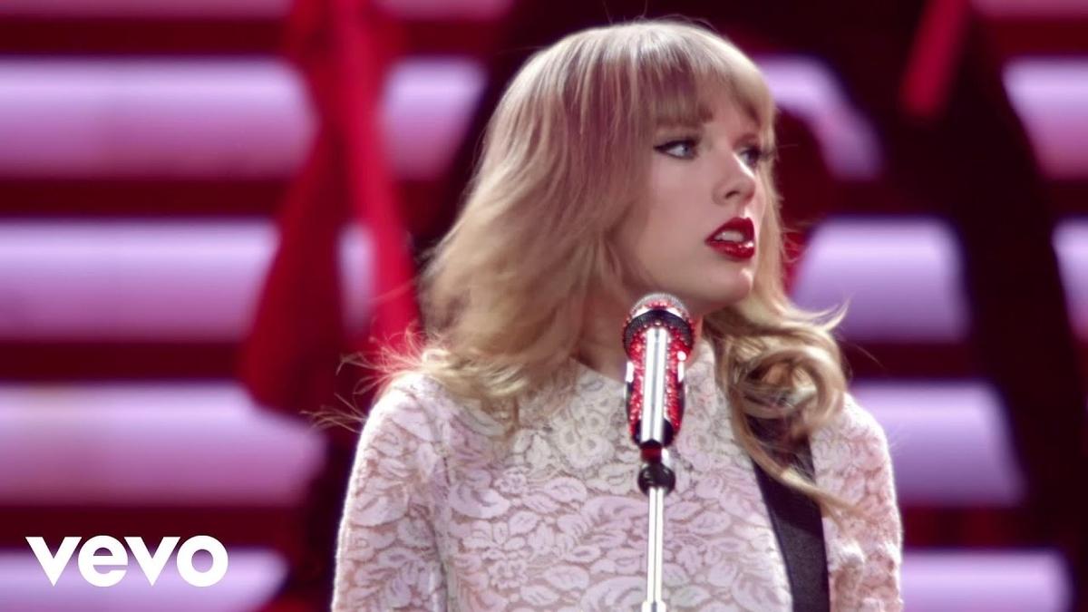 Taylor Swift - Redの歌詞和訳まとめ