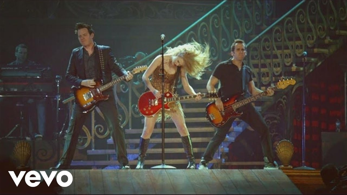 Taylor Swift - Sparks Flyの歌詞和訳まとめ