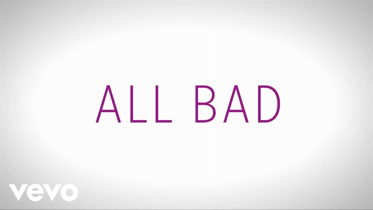 Justin Bieber - All Badの歌詞和訳まとめ