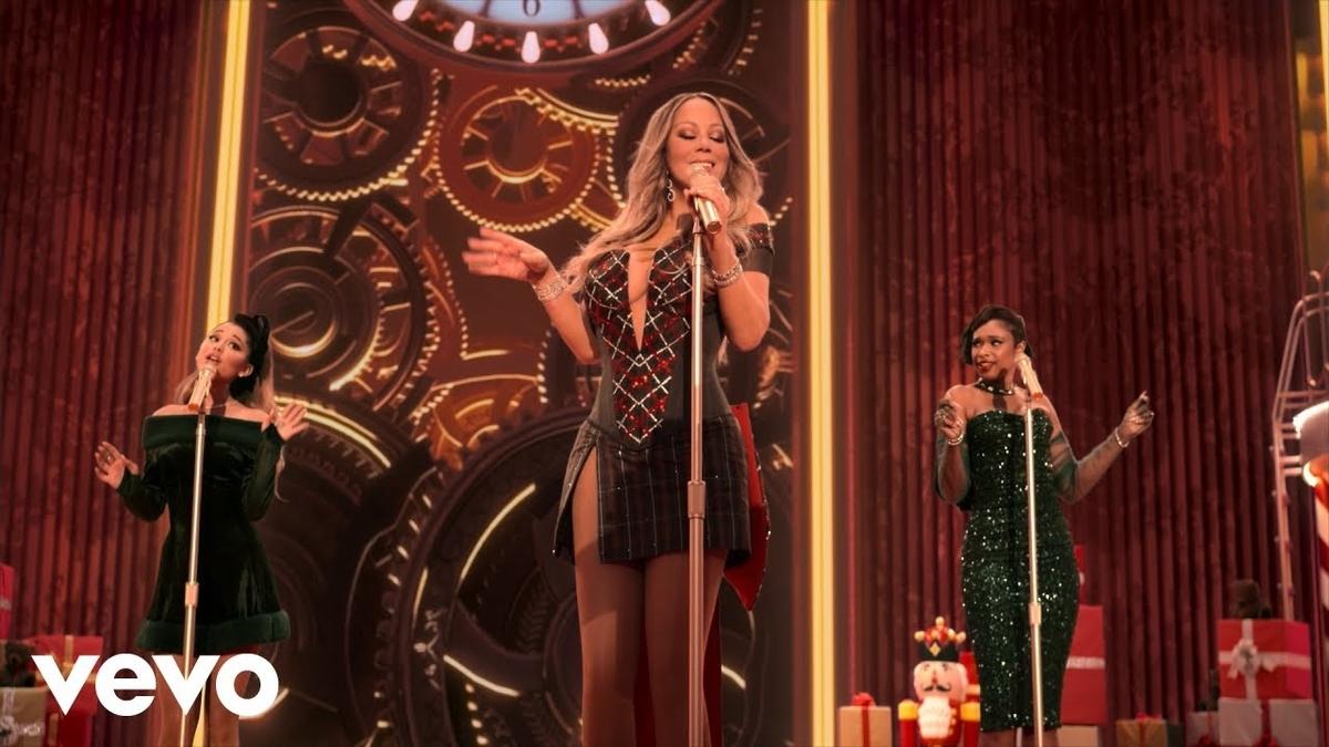 Mariah Carey - Oh Santa!の歌詞和訳まとめ