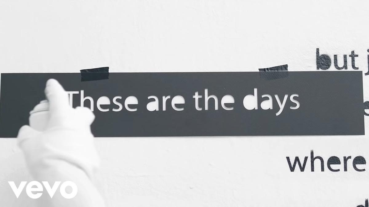 Avicii - The Daysの歌詞和訳まとめ