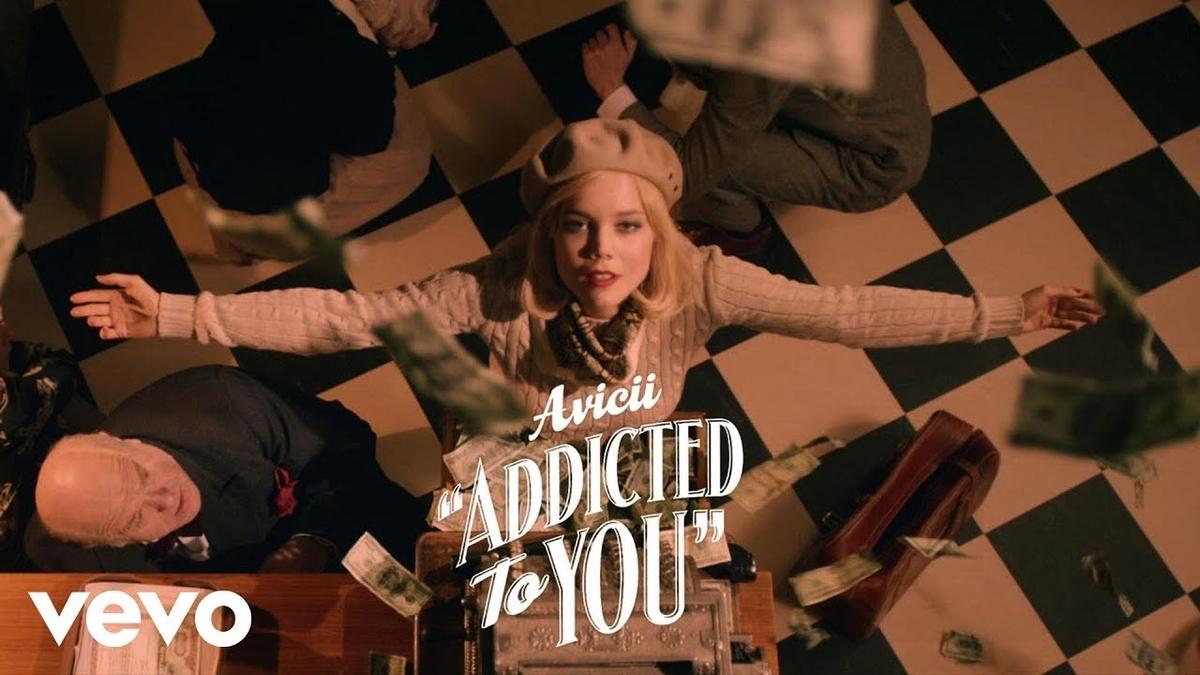 Avicii - Addicted to Youの歌詞和訳まとめ