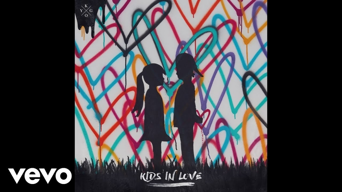 Kygo - Kids in Love feat. The Night Gameの歌詞和訳まとめ