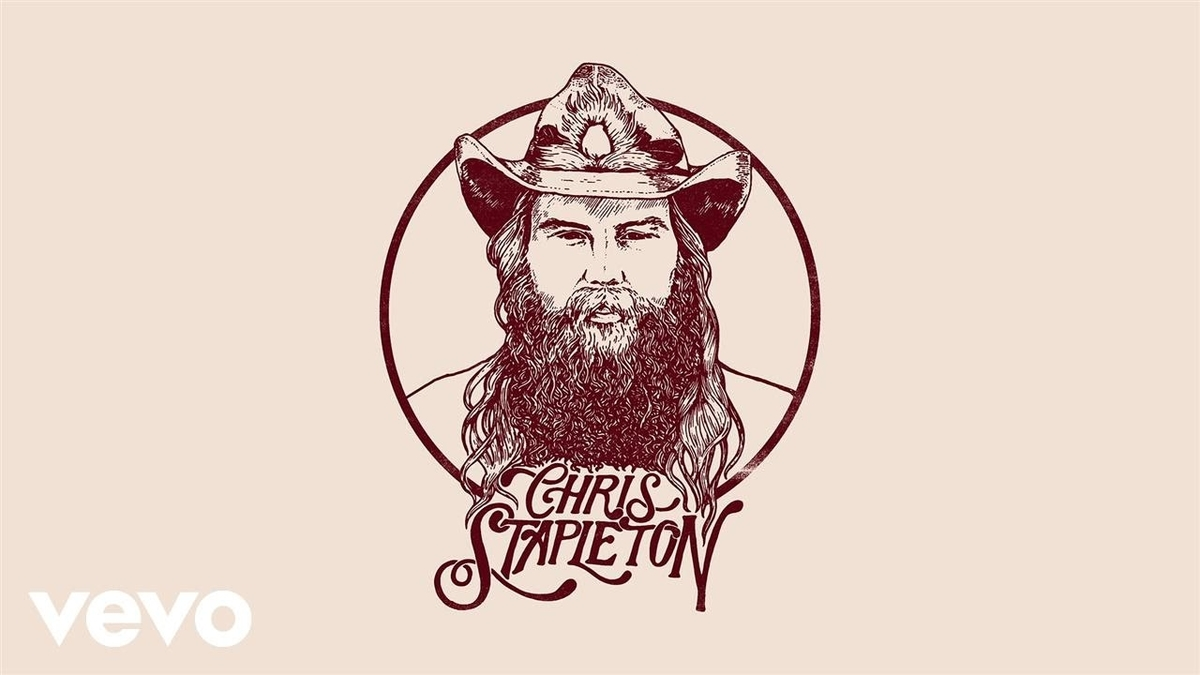 Chris Stapleton - Broken Halosの歌詞和訳まとめ