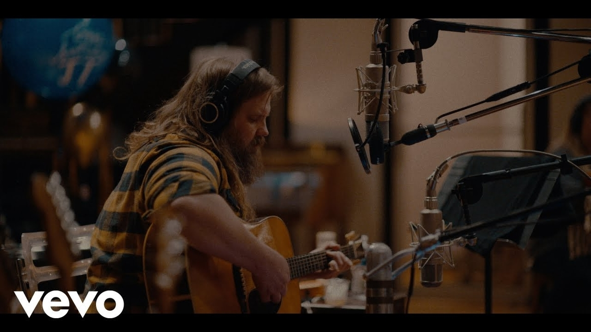 Chris Stapleton - Starting Overの歌詞和訳まとめ