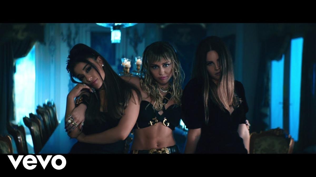 Ariana Grande, Miley Cyrus, Lana Del Rey - Don't Call Me Angelの歌詞和訳まとめ
