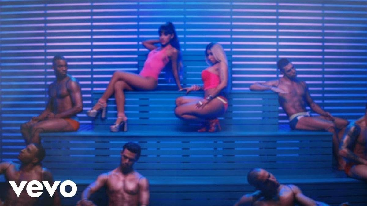 Ariana Grande - Side To Side feat. Nicki Minajの歌詞和訳まとめ