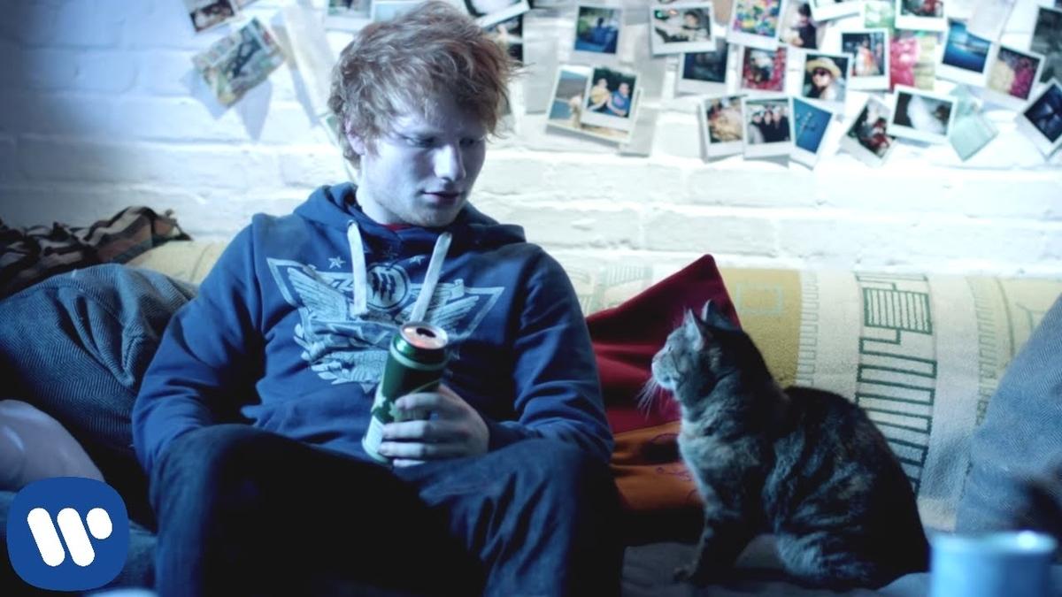 Ed Sheeran - Drunkの歌詞和訳まとめ