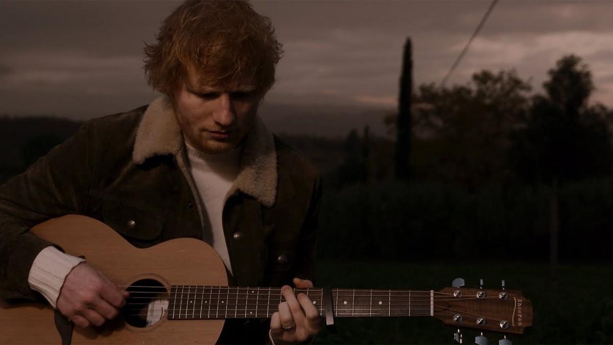 Ed Sheeran - Afterglowの歌詞和訳まとめ