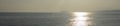 相模湾のウインドサーファーと江ノ島