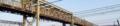 三鷹の跨線橋