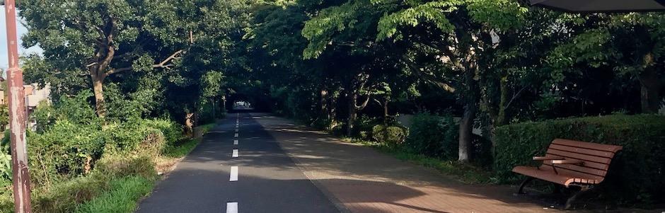 境・狭山自転車道
