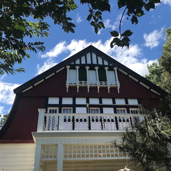ラ・ラランデ邸