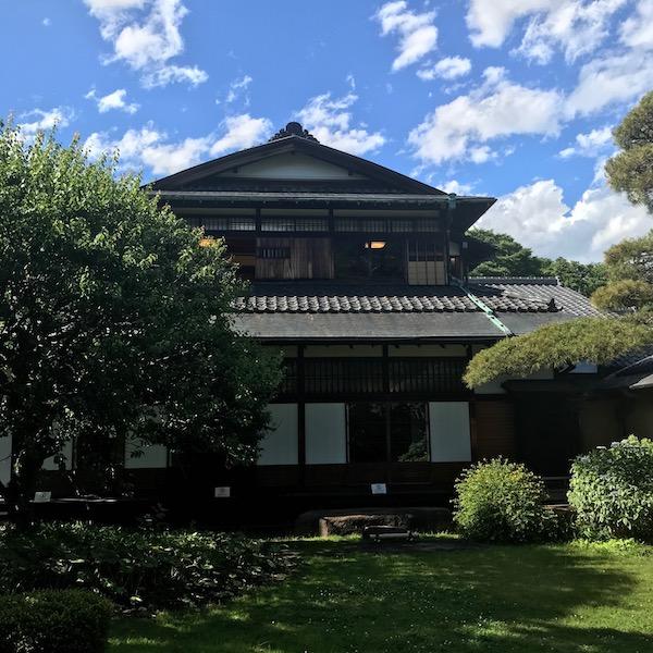 三井八郎右衛門の家