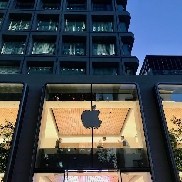 Apple Store 丸の内店
