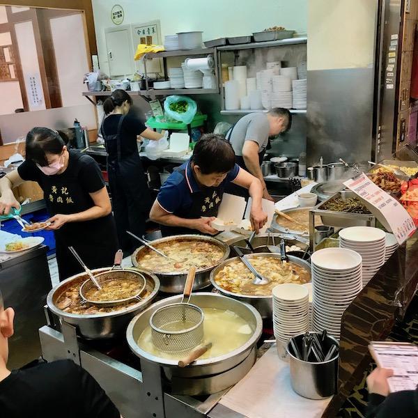 魯肉飯の台所