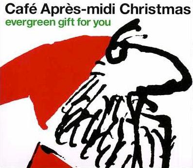 Café Après-midi Christmas
