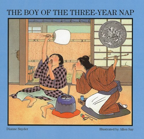The boy of the three-year-nap