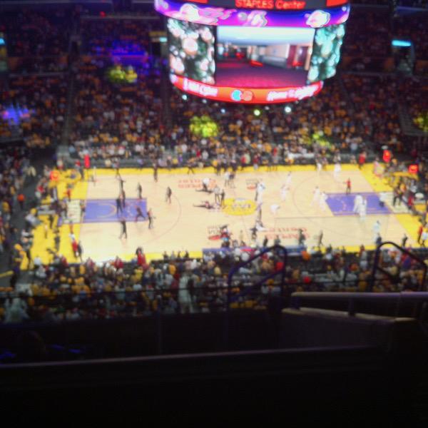 NBAの試合