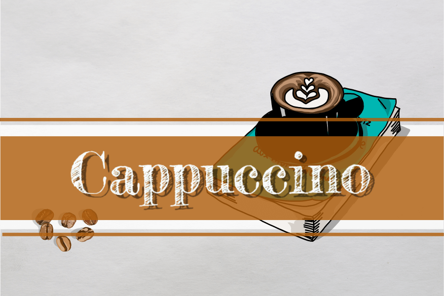 はてなブログの新しいテーマ【Cappuccino】