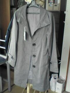 妹に貰った福袋のいらないコートがジョルジャすぎて
