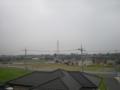 白岡町野牛S様 東京タワー方向の景色。