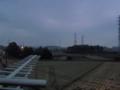白岡町上野田Y様 東京タワー方向の景色。