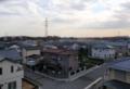 白岡町高岩M様 東京タワー方向の景色。