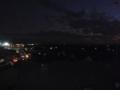 白岡町西N様 東京タワー方向の景色。
