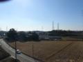 白岡町上野田Y様 東京タワー方向の景色(完了)。