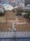 朝霞市三原F様 アンテナ工事完了。