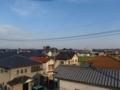 桶川市上日出谷S様 東京タワー方向の景色。