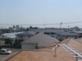桶川市朝日Y様 東京タワー方向の景色。
