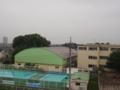 桶川市上日出谷I様 東京タワー方向の景色。