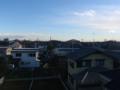 桶川市若宮K様 東京タワー方向の景色(完了)。