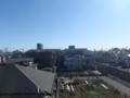 桶川市神明S様 東京タワー方向の景色(完了)。