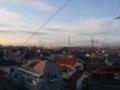 熊谷市柿沼A様 前橋局方向の景色。